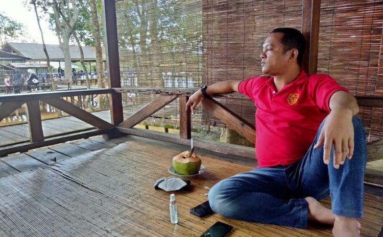 Destinasi Wisata Taman Wisata Kum Kum Kota Palangka Raya Kalimantan Tengah, Padat Dikunjungi Masyarakat