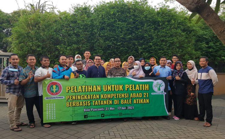 PGRI Purwakarta gandeng SLI siapkan Pelatih Tatanén di Balé Atikan