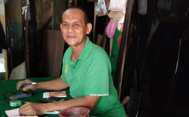 Batal 2 Kali Naik Haji, Seorang Pedagang Kaca di Kalteng Mengaku Pasrah