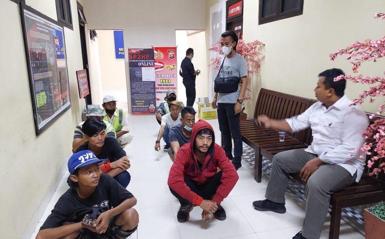 Dalam 7 Hari Ops Premanisme, 1.019 Orang Diamankan Polda Banten