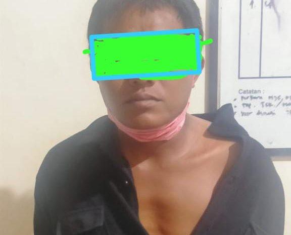 Satreskrim Polres Katingan Berhasil Mengungkap Perkara Penemuan Mayat Seorang Wanita Yang Di Temukan Di belakang barak di jalan Telkom Kereng Pangip