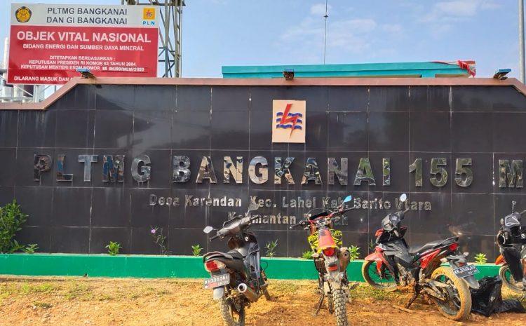 """Catatan Kecil Disaat Sejenak """"Pakai Otak"""" Dilokasi Objek Vital Nasional Desa Karendan"""